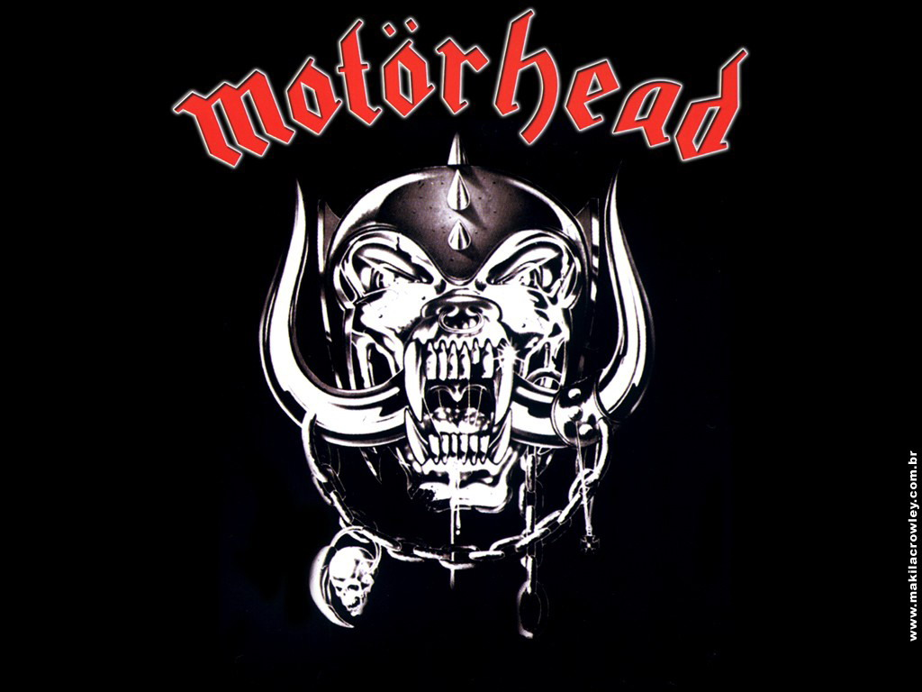 Rock Rock N Roll e Metal Wallpapers Motrhead Papis de Parede 1024x768