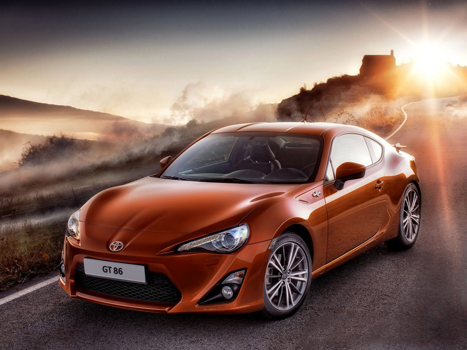 2013 TOYOTA GT 86 car pictures review 1600x1200