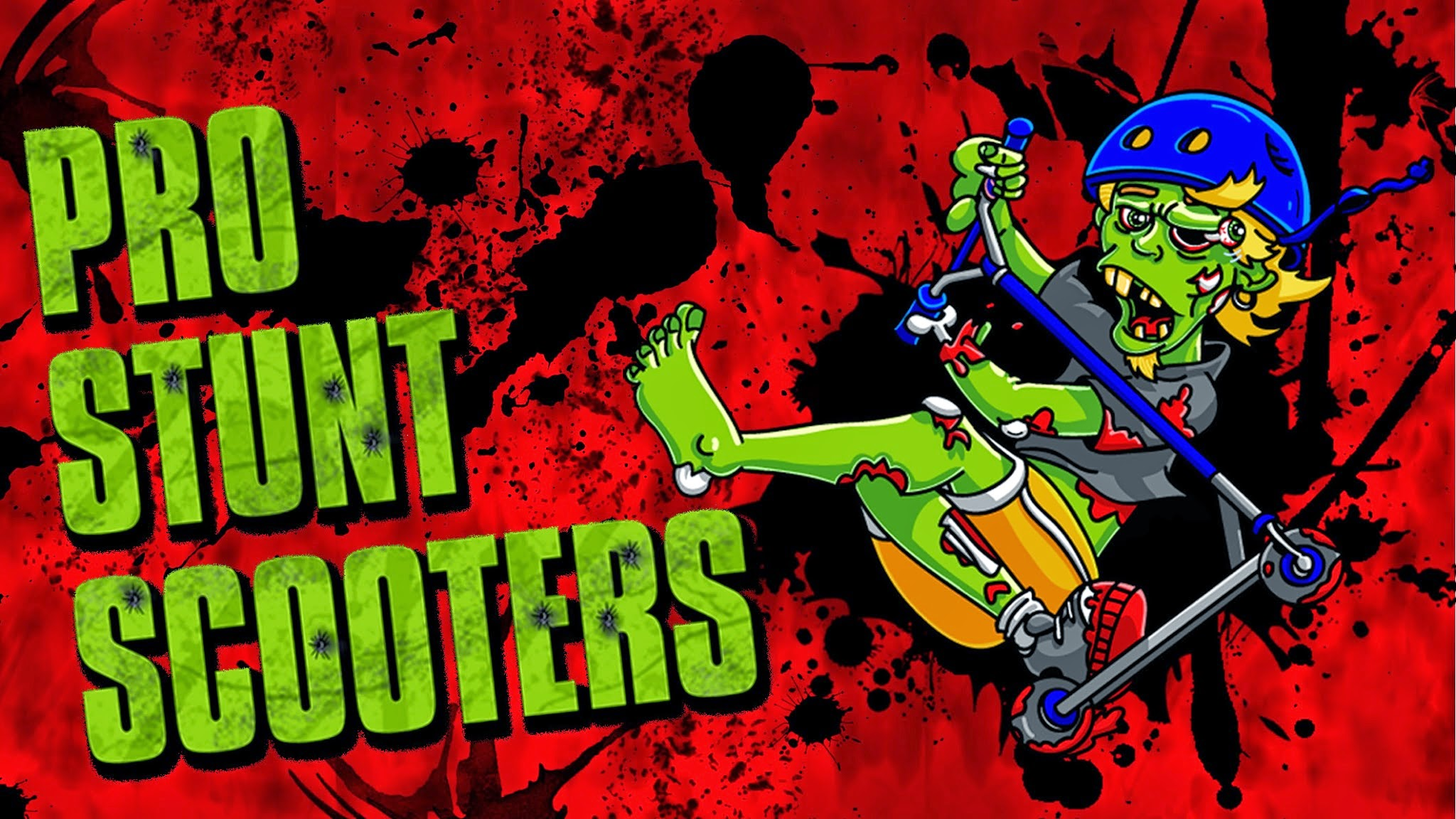 Pro Scooter Wallpapers Pro stunt scooters 2048x1152