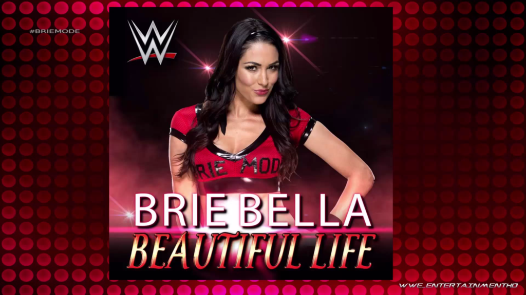 BRIE BELLA WALLPAPER VIDEO PIC by WWEARTHD 1024x576