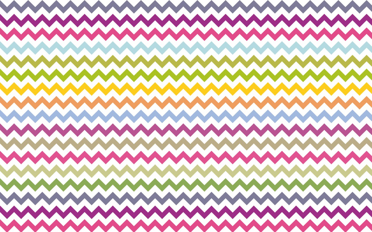 My colorful chevron desktop wallpaper   Another House Blog 1200x750