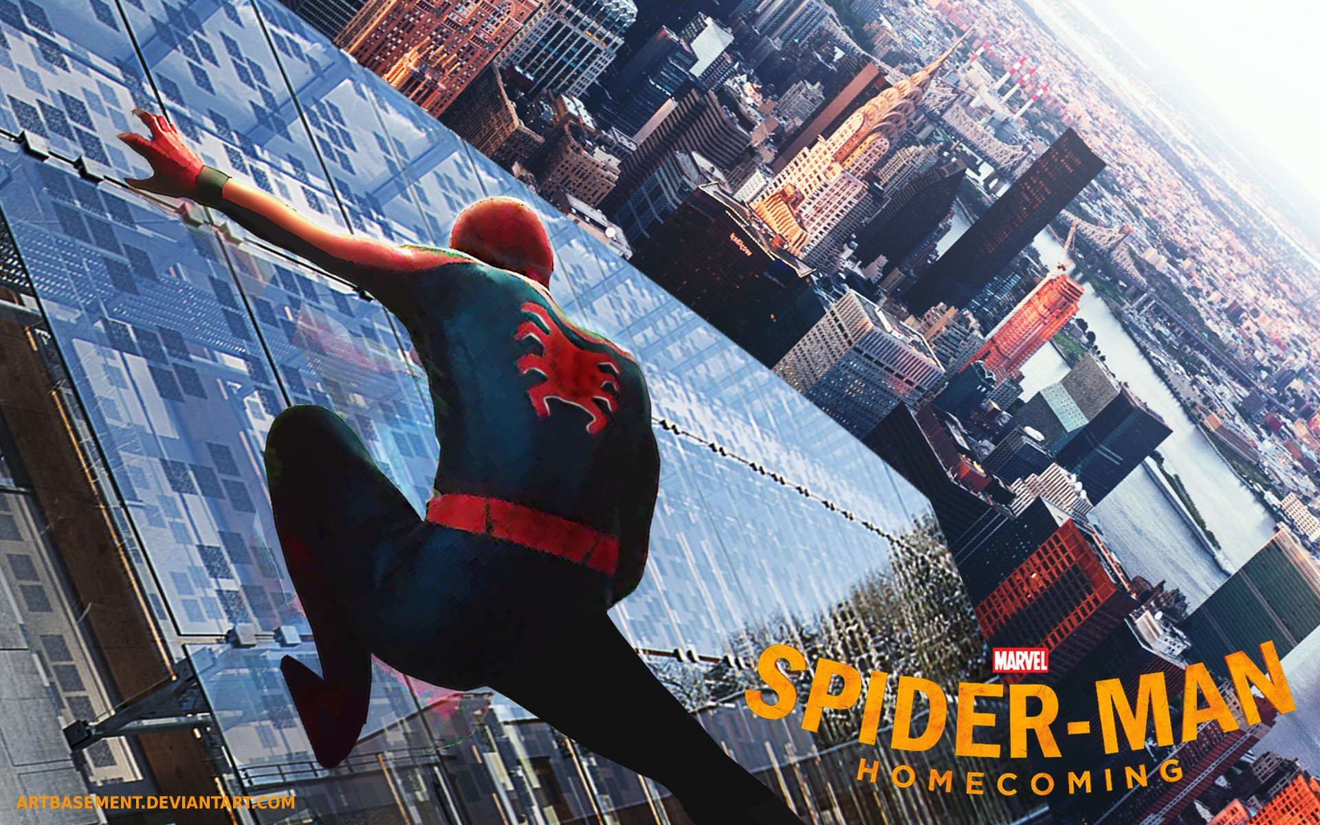 Spider Man Homecoming Wallpapers 63 images 1920x1200