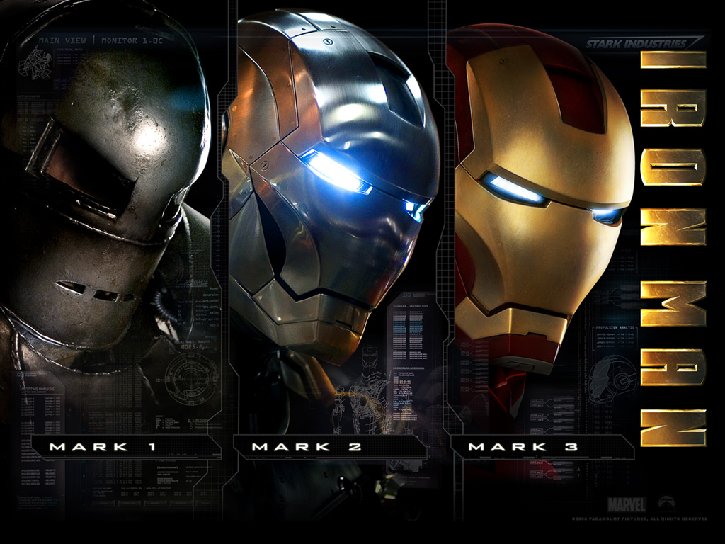 Iron Man 2   Wallpaper 1024x768