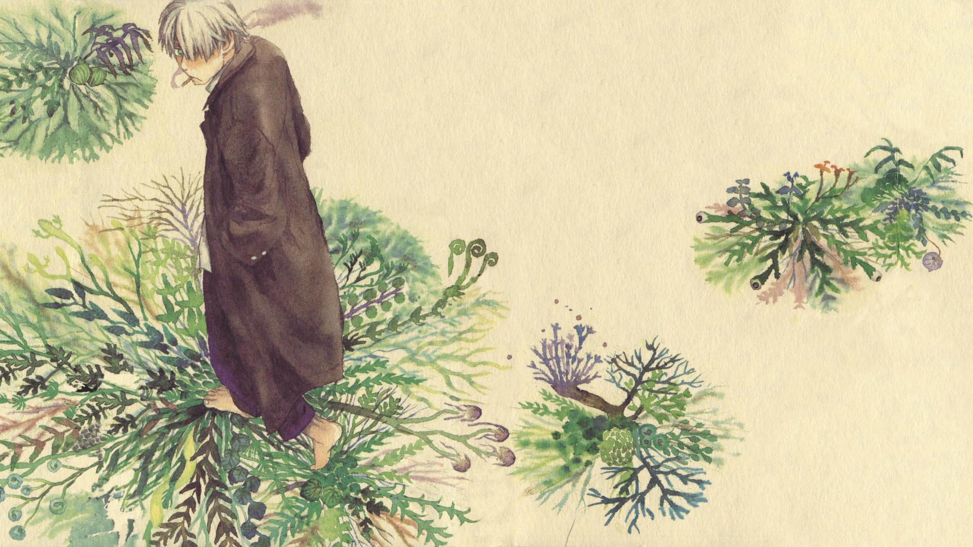 Mushishi ginko wallpaper 65522 1920x1080