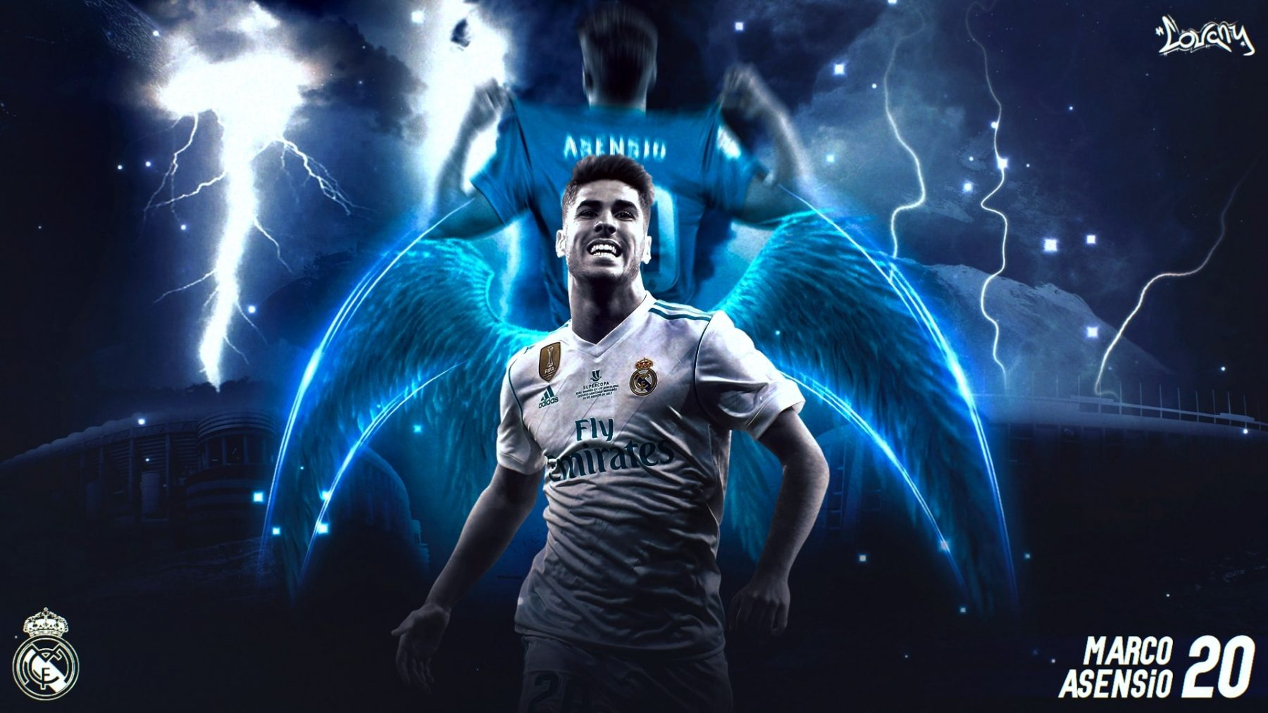 Marco Asensio HD Wallpapers 7wallpapersnet 1800x1013