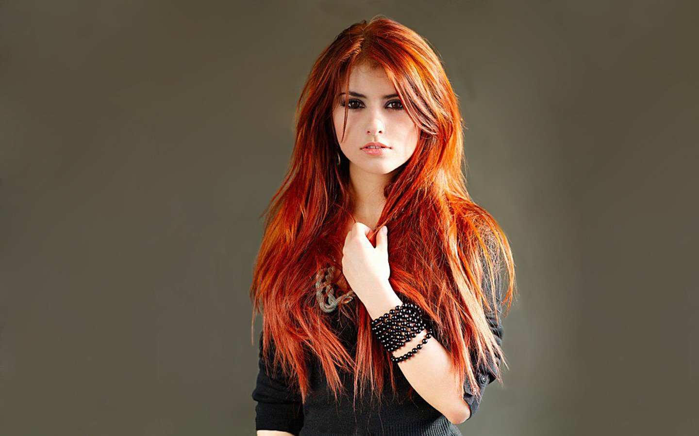 Gorgeous Redhead wallpapers Gorgeous Redhead stock photos 1440x900