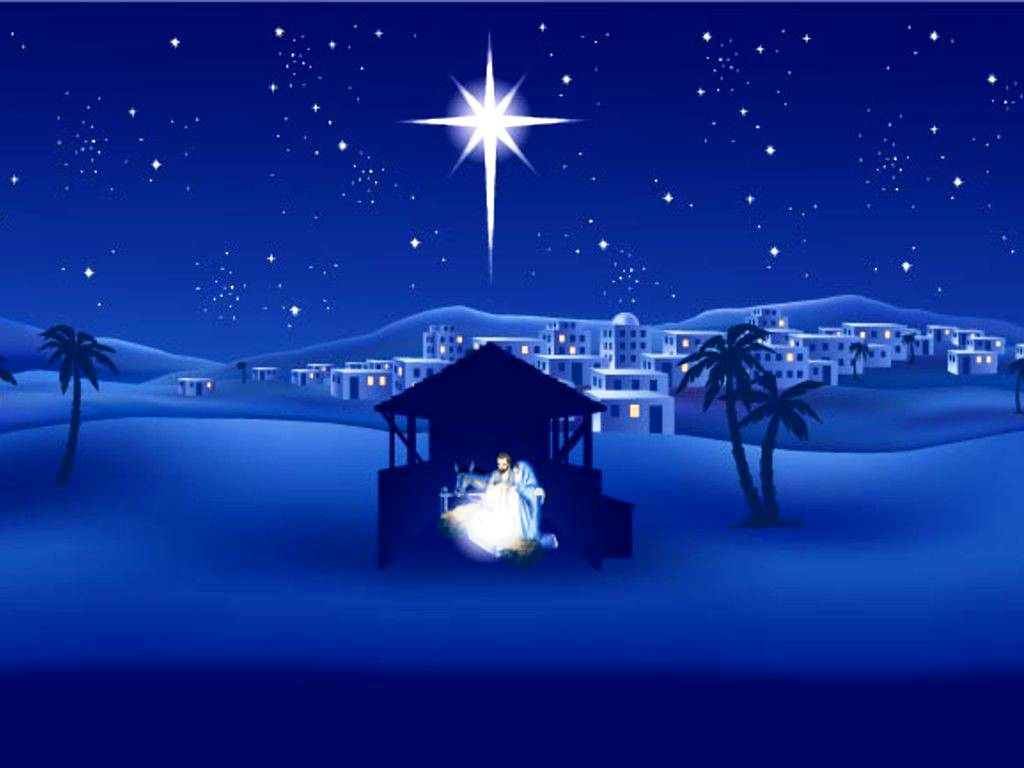 free christian christmas powerpoint templates gallery - templates, Modern powerpoint