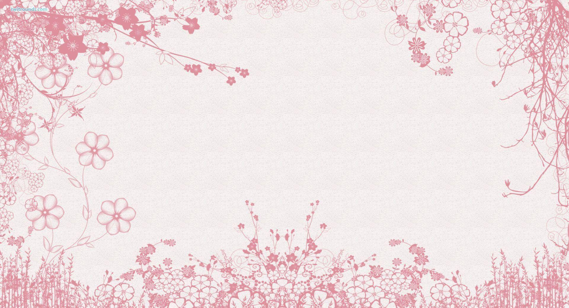 Pretty Pink Backgrounds 1920x1040