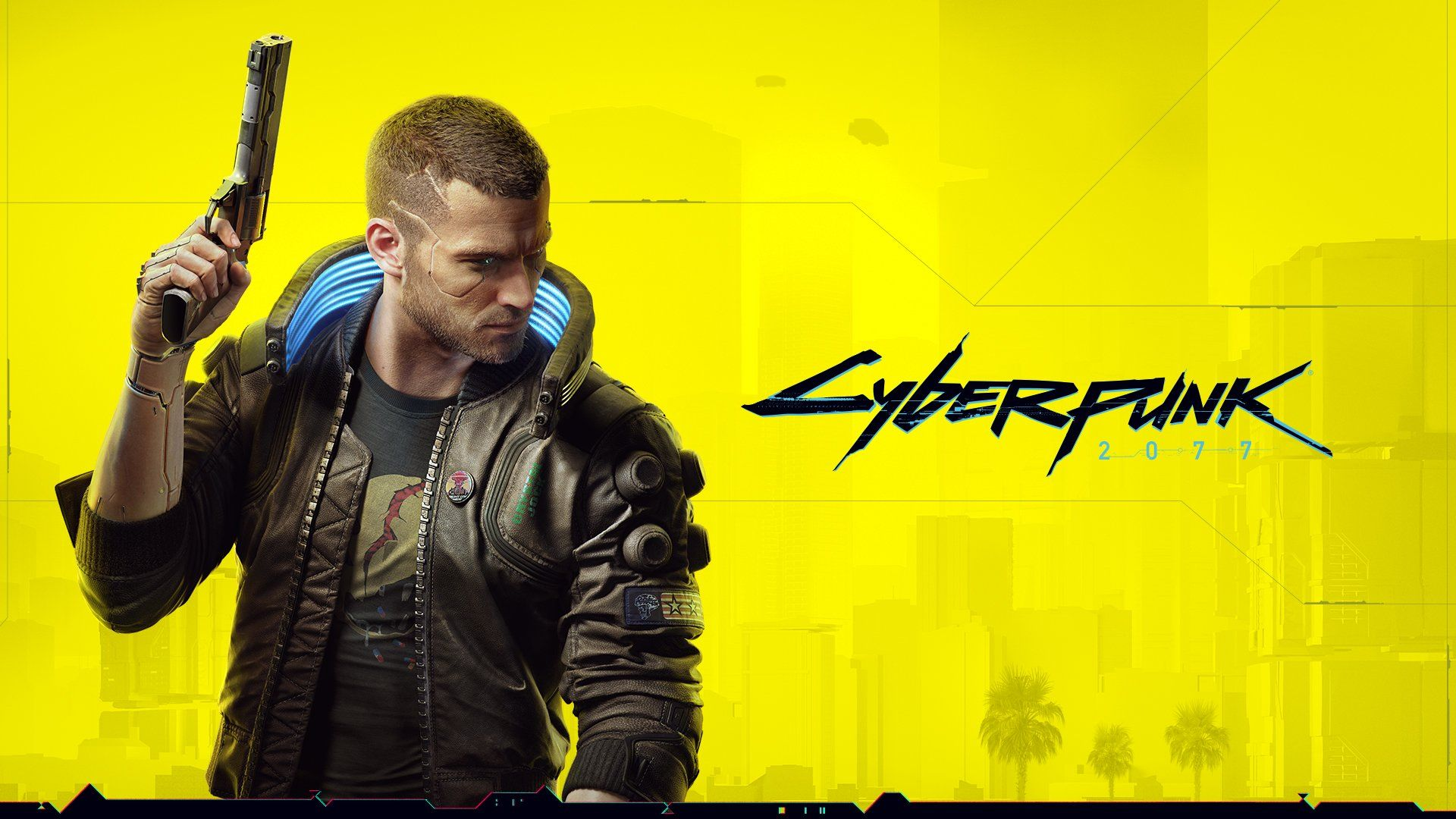 Cyberpunk Yellow Wallpapers   Top Cyberpunk Yellow 1920x1080