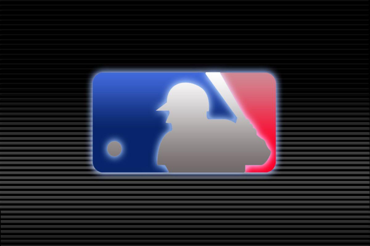 MLB Logo Major League Baseball Linear Sports wallpaper download 1200x800
