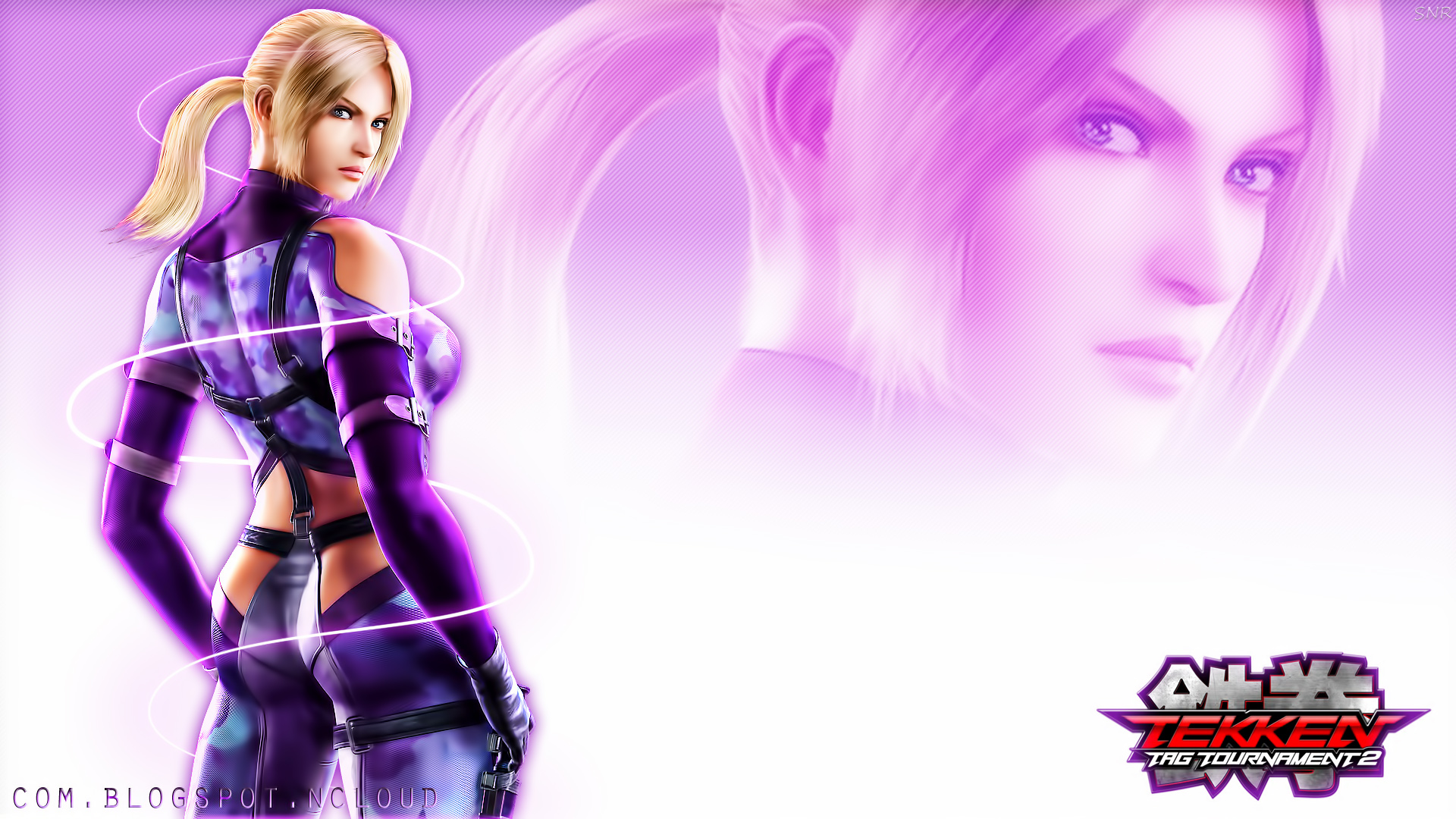 Nina   TTT2   Nina Williams Wallpaper 32425824 1920x1080