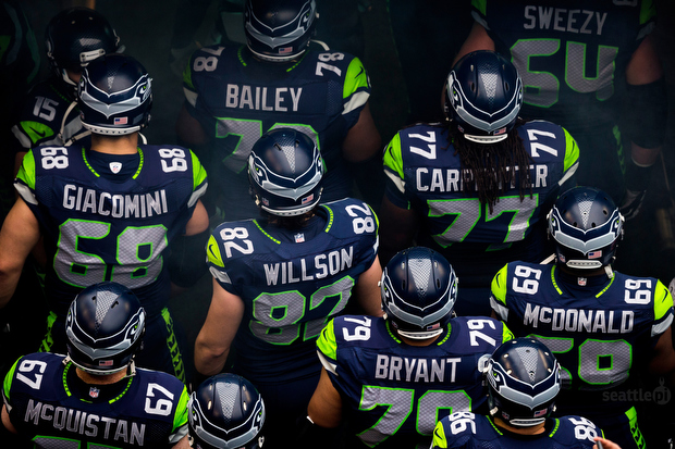 Seattle Seahawks 12 3 vs St Louis Rams 7 8   Seattle Seahawks 620x413