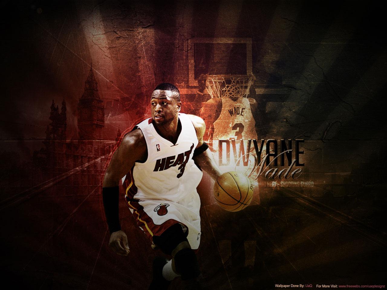 Dwyane Wade Wallpaper Big Fan of NBA   Daily Update 1280x960