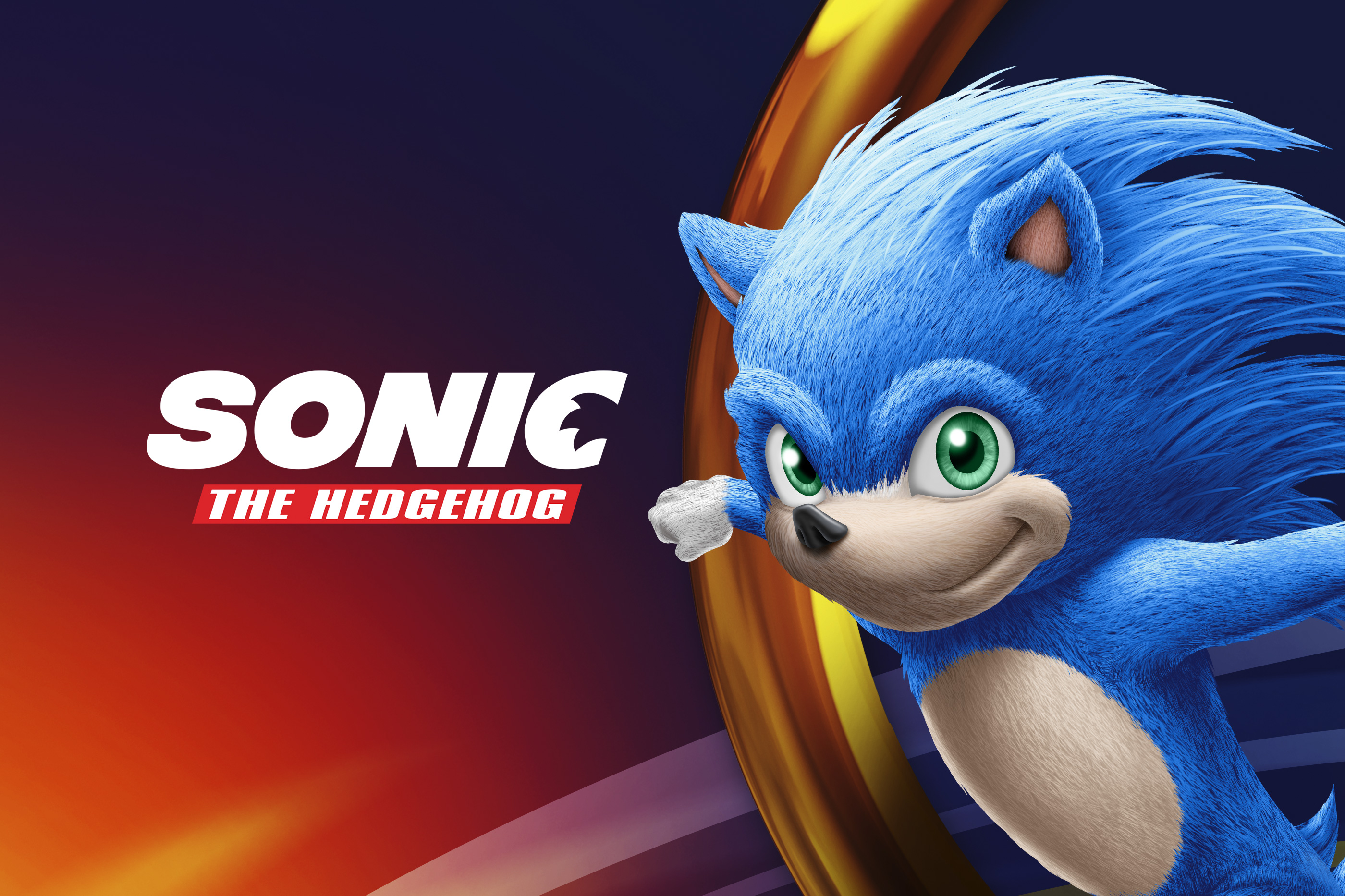 19 Sonic The Hedgehog Movie 2019 Wallpapers On Wallpapersafari