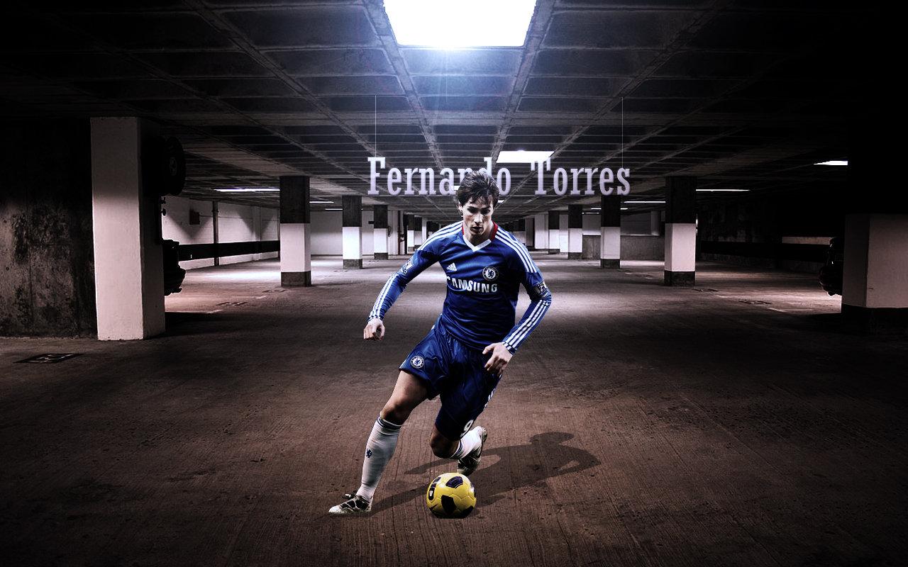 FOOTBALL WORLD Fernando TorresCHELSEA Striker HD Wallpapers 2012 1280x800