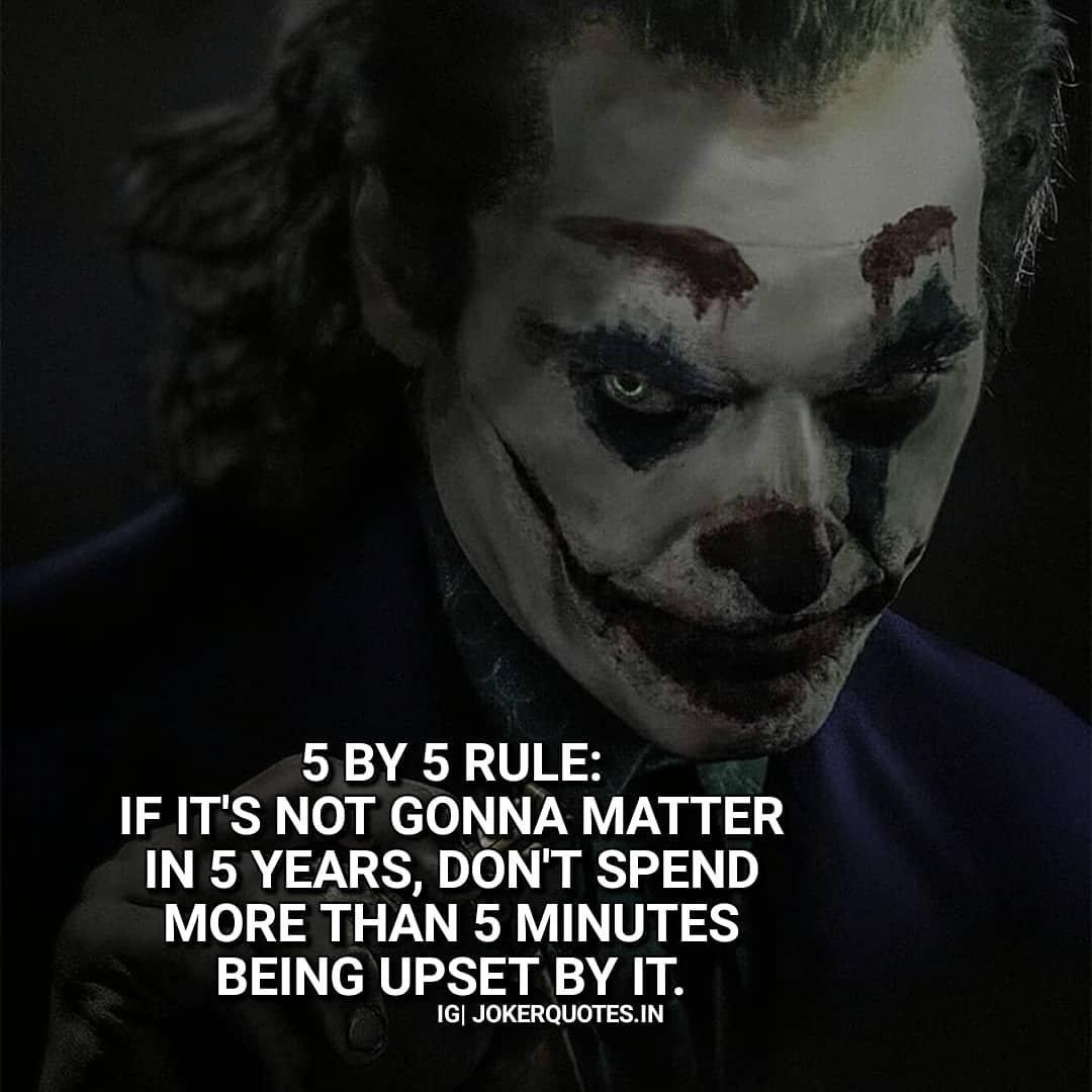 Education Joker Quotes Wallpaper 1080x1080