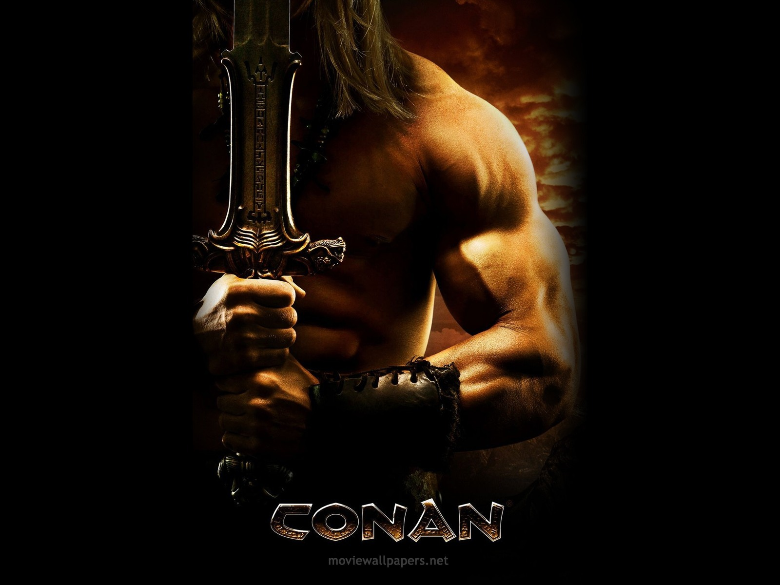 HD wallpapers Conan the Barbarian wallpaper HD 1600x1200