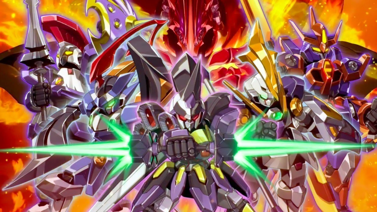 LBX Little Battlers Experience   IGN Live Comic Con 2015 1280x720
