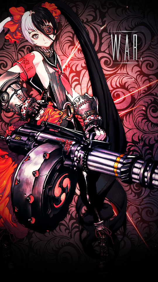 S4 Mini Wallpapers anime war android wallpaper Android Wallpapers 540x960