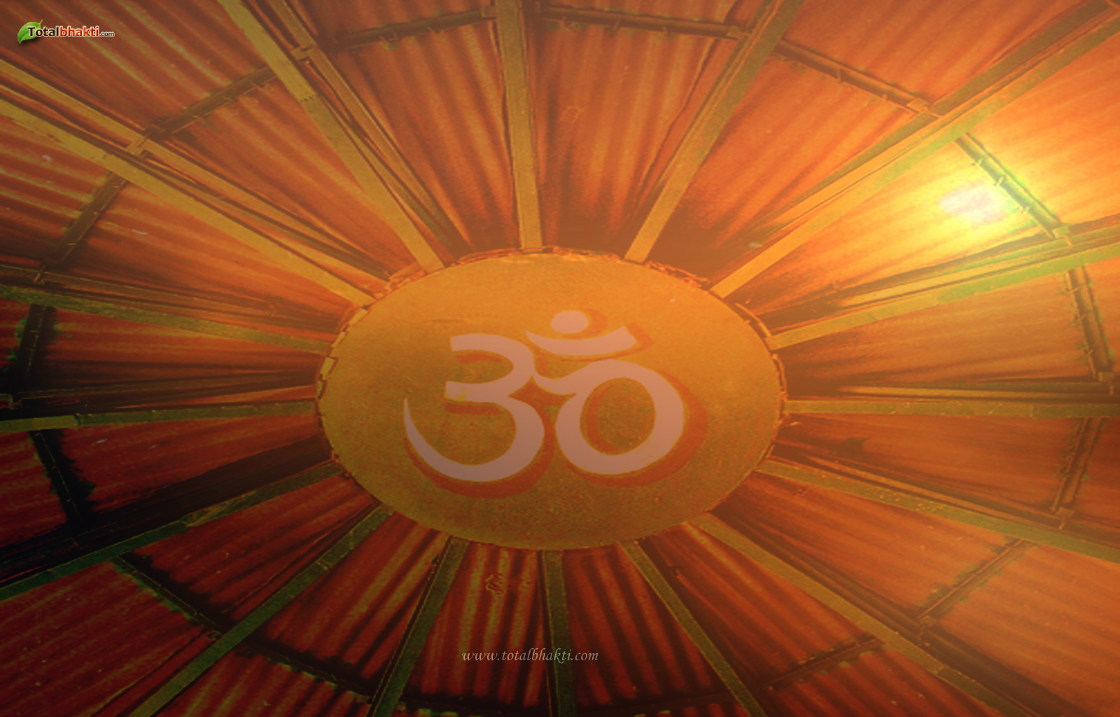 om wallpaper Hindu wallpaper Om Wallpaper Brown Green and Yellow 1600x1024