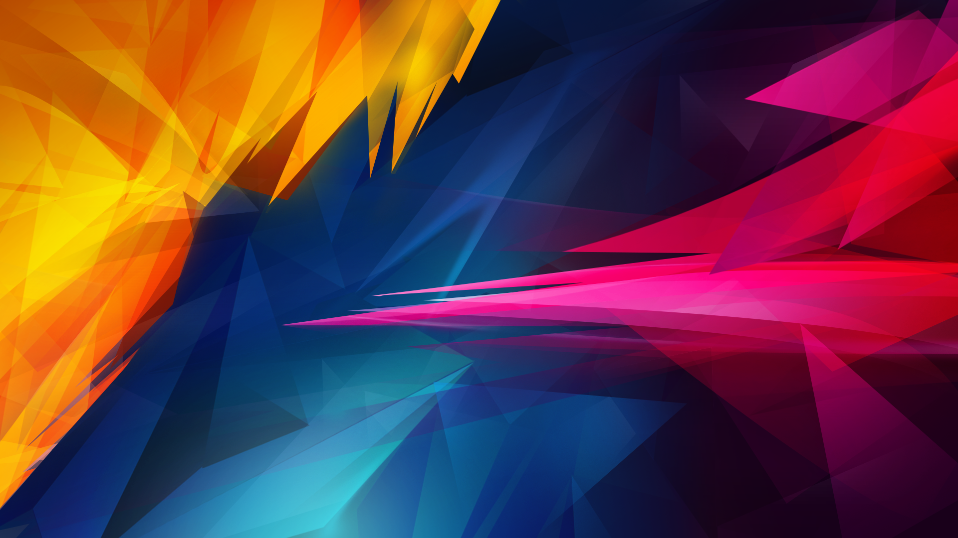 Abstract Wallpaper 1080p by SUPERsaeJANG 1920x1080