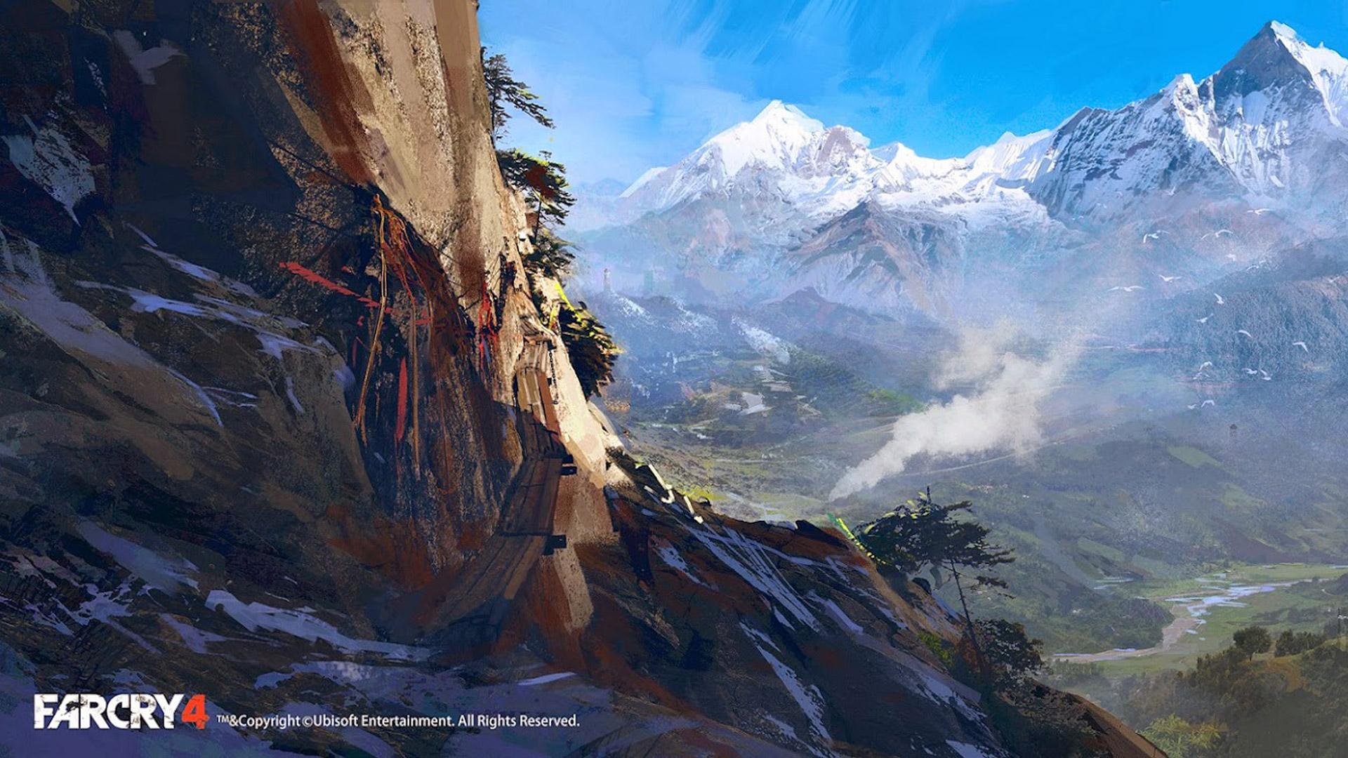 Far Cry 4 Wallpaper: Far Cry 3 Wallpaper 1920x1080