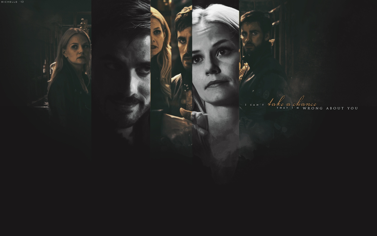 Captain Swan Wallpaper Once upon a time   kindred 1280x800
