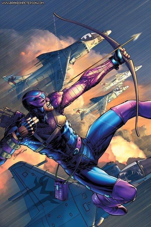 Marvel Comics images Hawkeye wallpaper photos 4514276 500x750