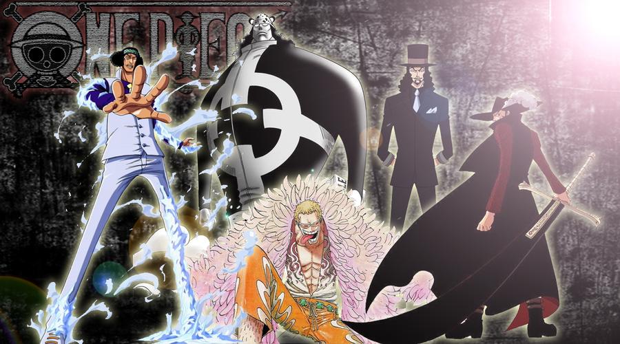 anime desktop wallpapers One Piece Desktop Wallpapers 900x500