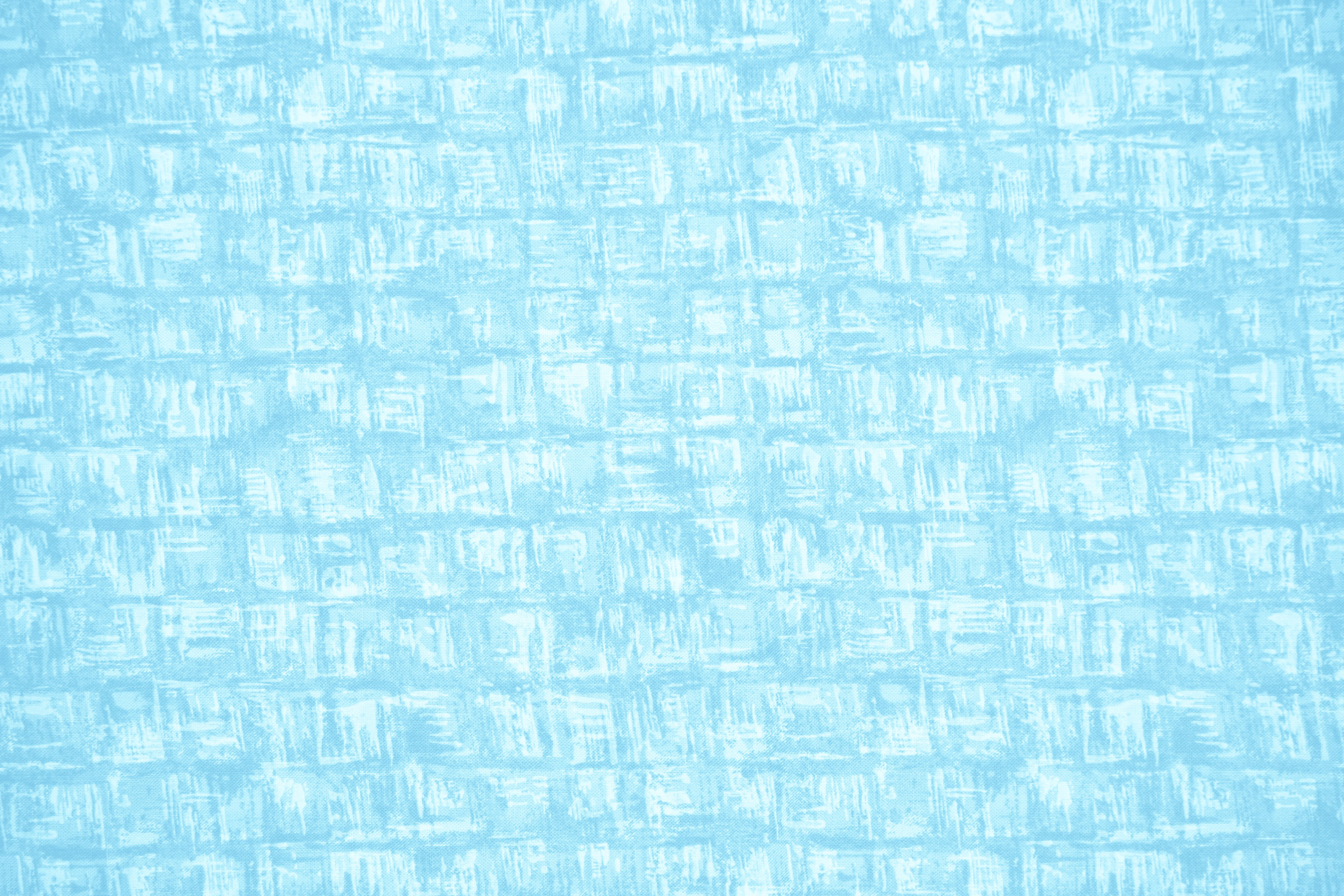 Baby Blue Abstract Squares Fabric Texture   High Resolution Photo 3888x2592