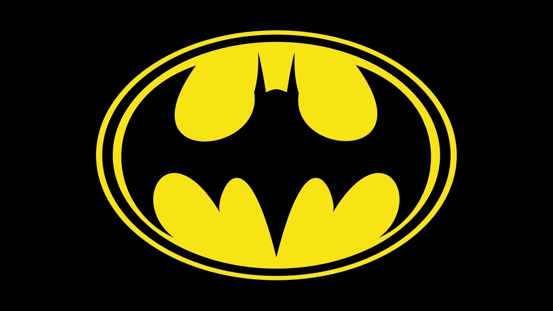 Batman Logo Backgrounds Wallpapercraft 1920x1080