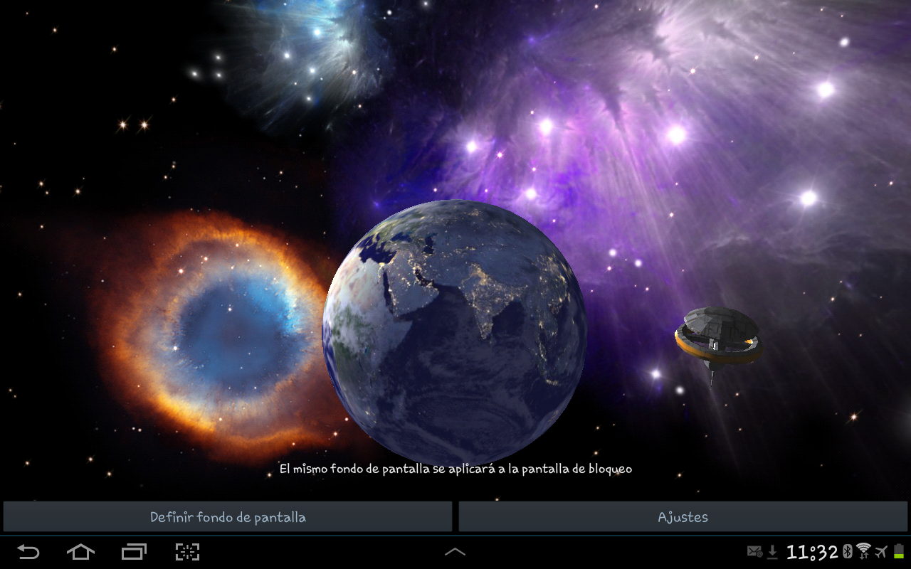 3D Earth Live Wallpaper HD   Android Apps on Google Play 1280x800