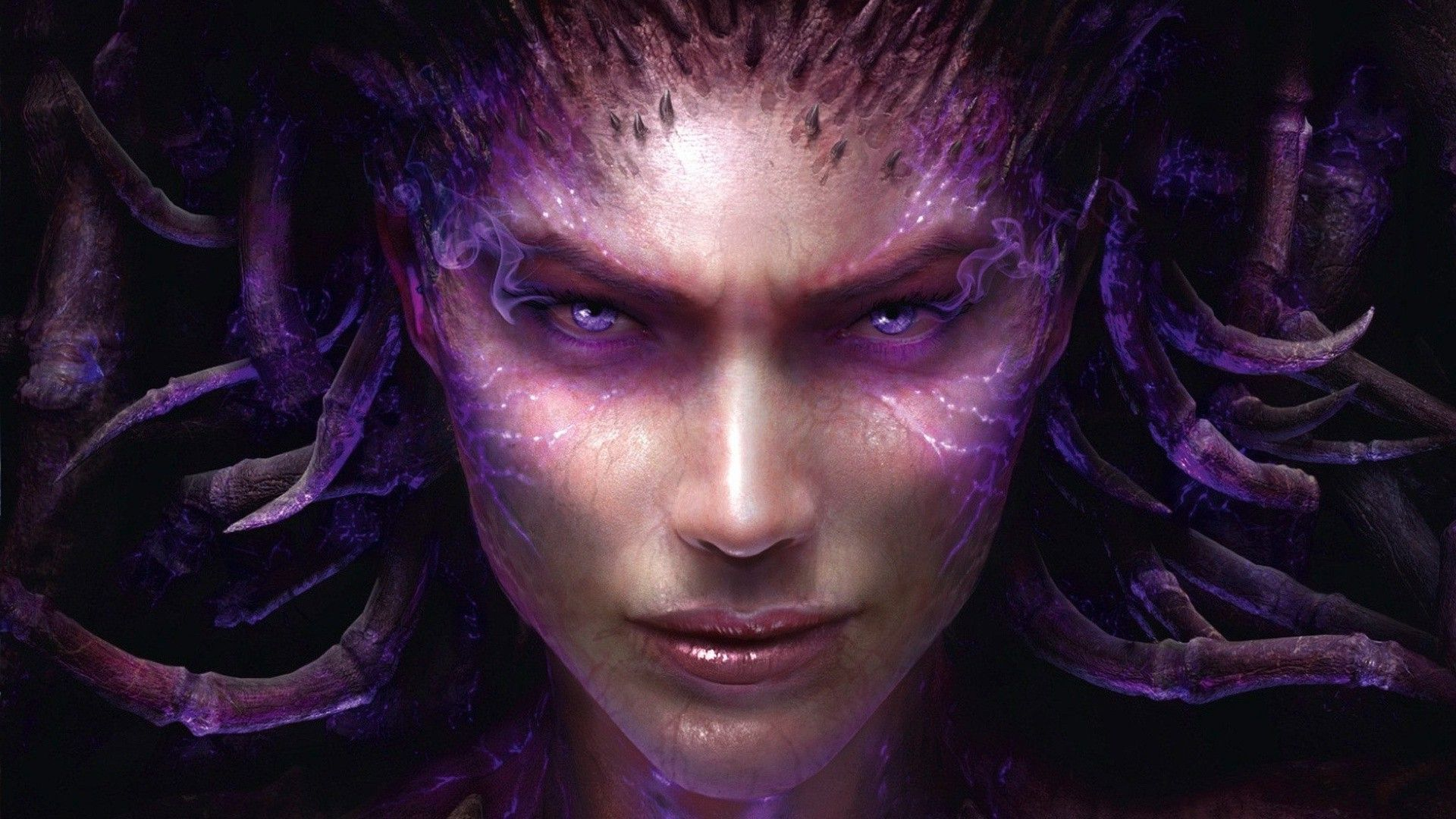 of the Void Pc Queen of Blades in StarCraft II Legacy of the Void 1920x1080