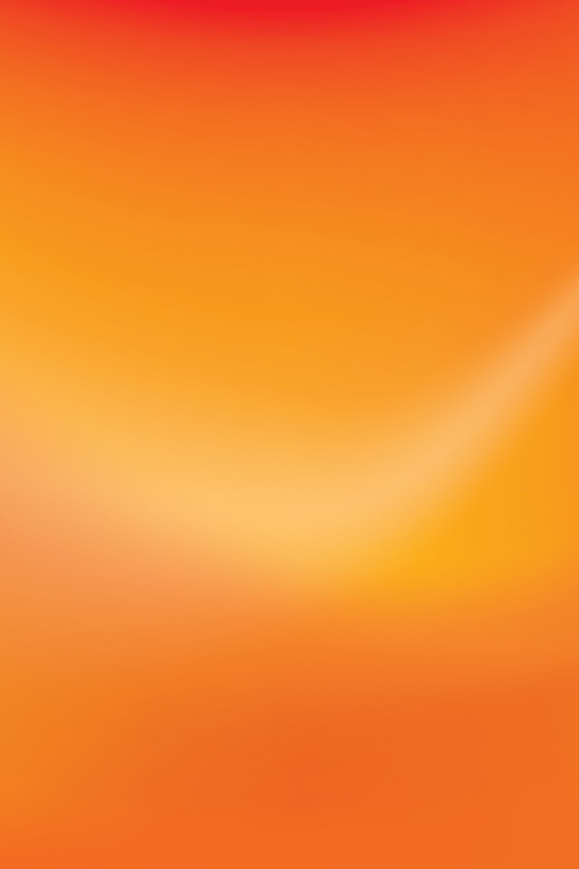 Cool Orange Background Wallpaper Iphone 4 orange background 640x960