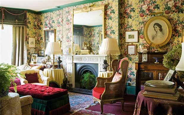 How to Decorate Victorian Style How To Build A House 620x388
