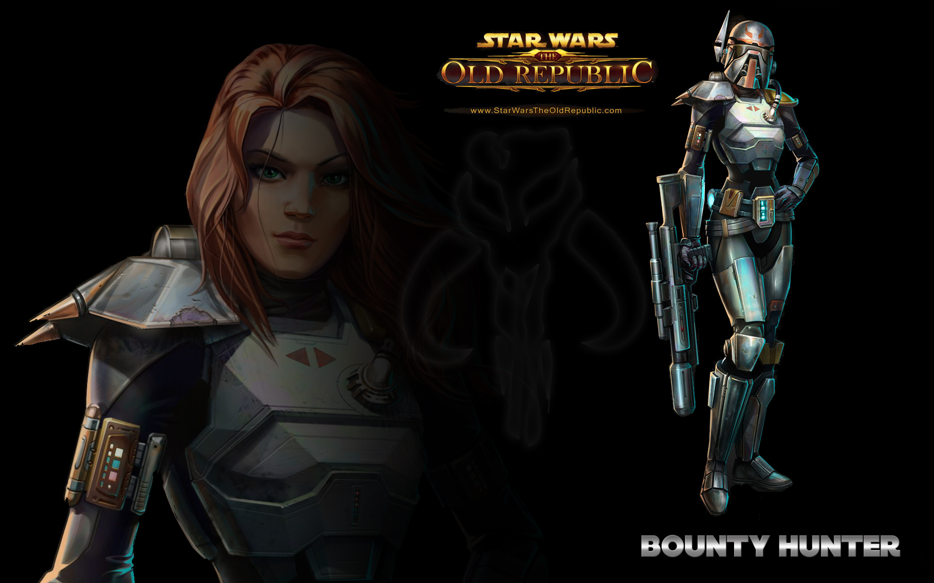 49 Swtor Bounty Hunter Wallpaper On Wallpapersafari