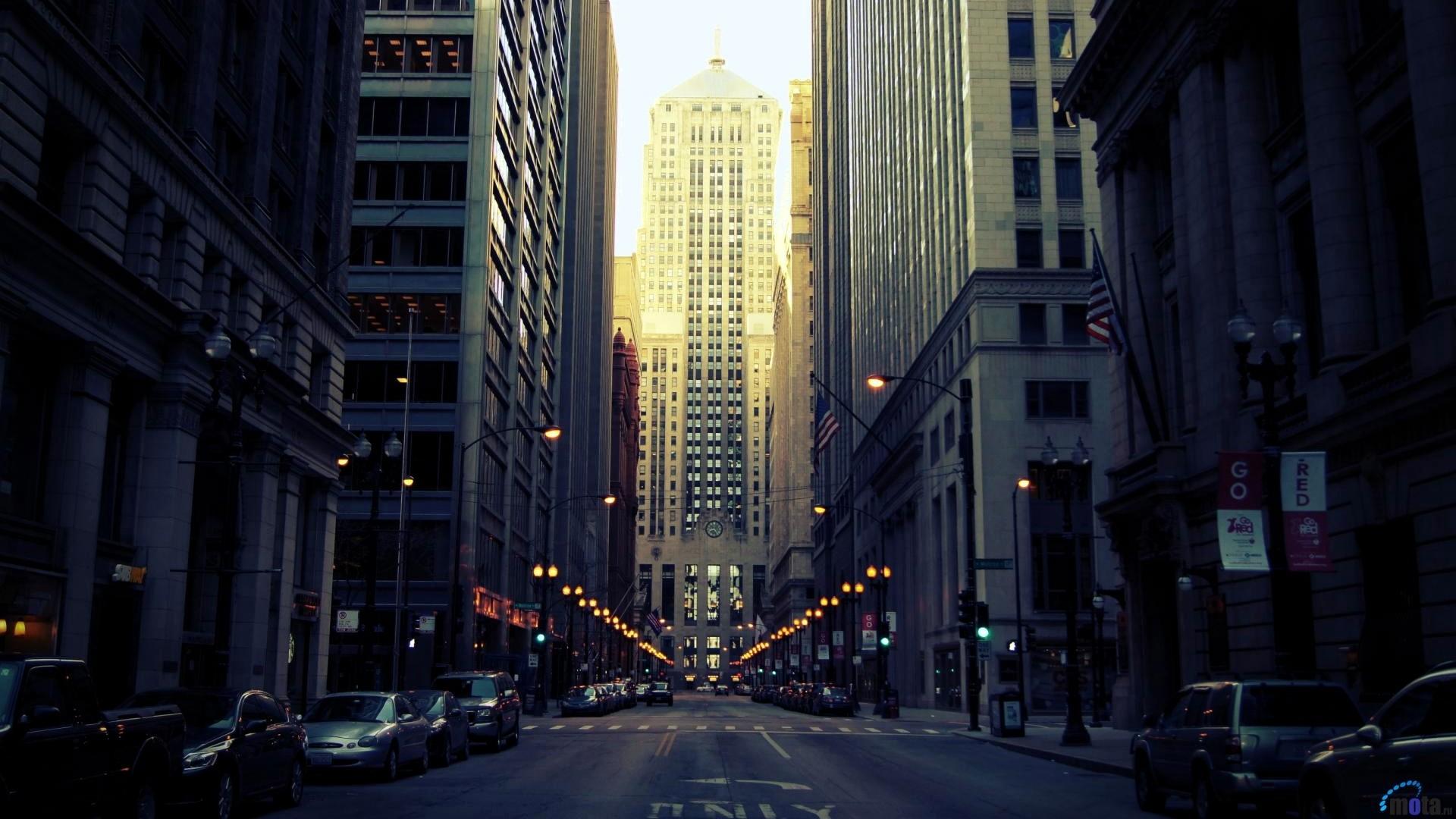 Chicago Hd Wallpaper