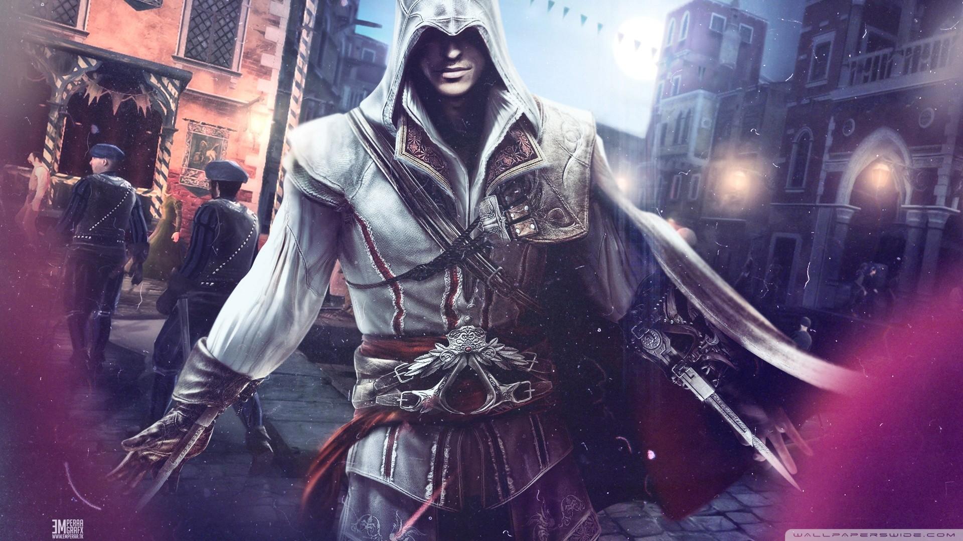 49+ Ezio Auditore Wallpaper on WallpaperSafari