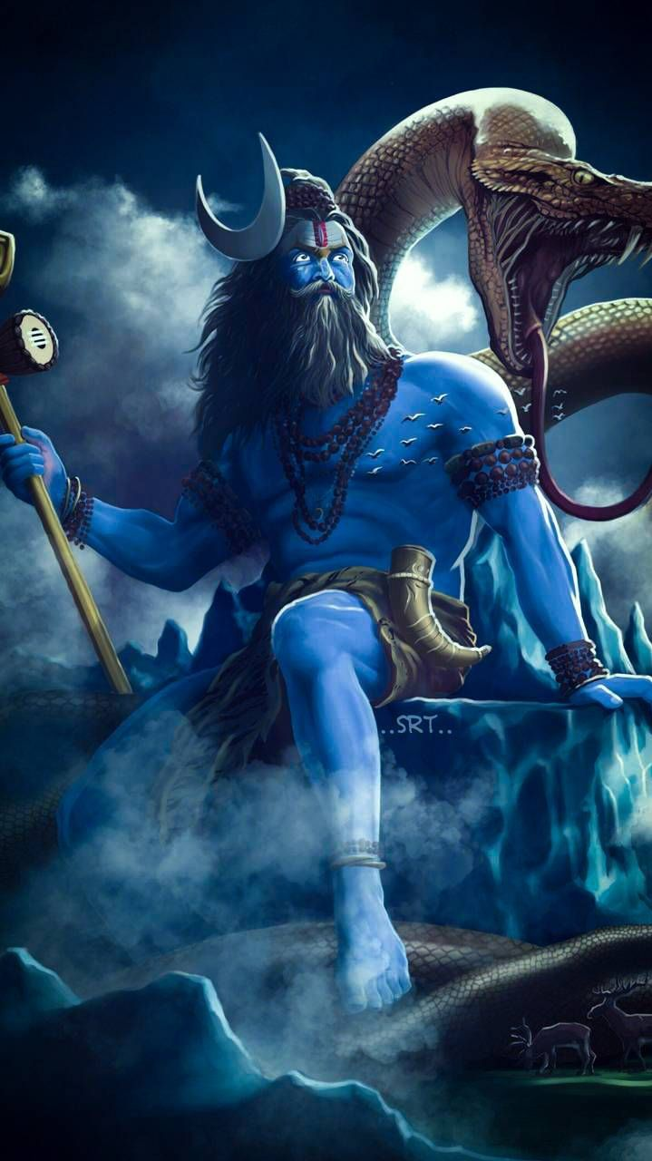Lord Shiva Wallpaper   Angry Lord Shiva Hd Hd Wallpapers 719x1280