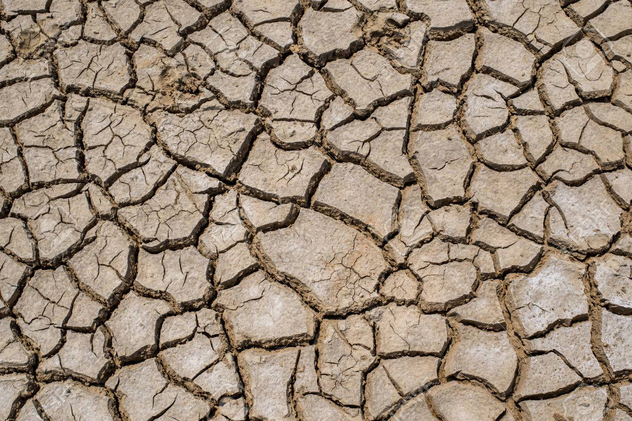 Crack Soil On Dry Season Global Warming Cracked Dried Mud 1300x867