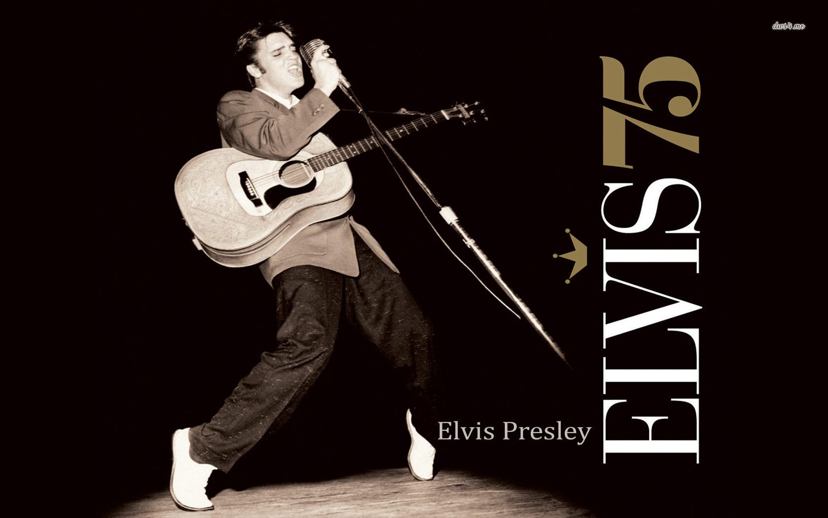 Elvis Presley Wallpaper 1680x1050 Free - WallpaperSafari