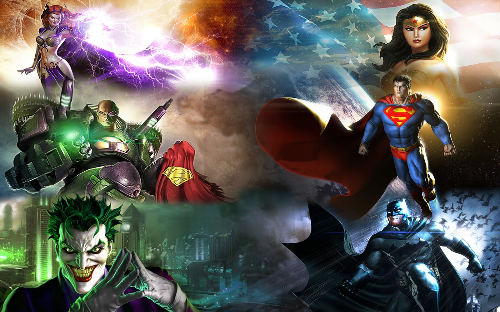 The Jason Zone DCUO Wallpaper 1600x1000