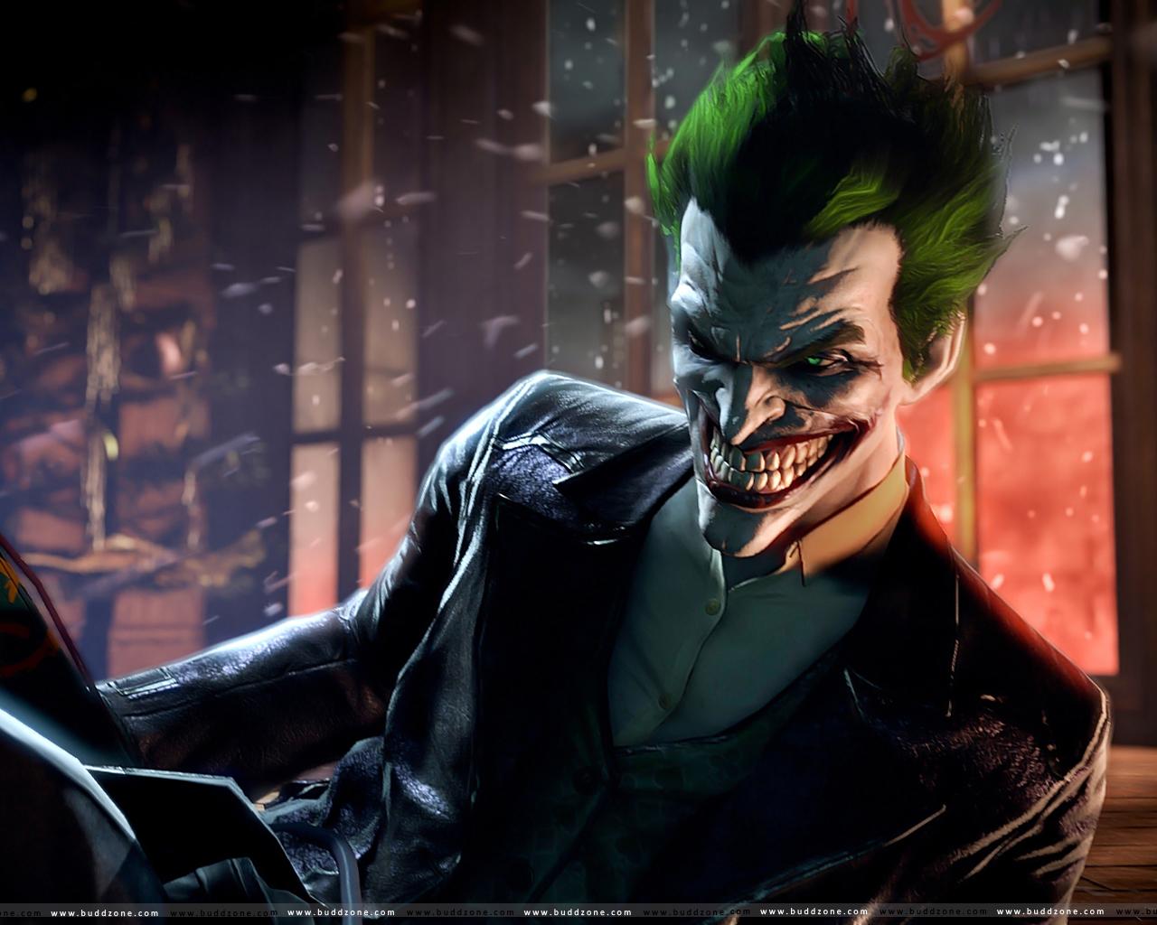 Batman Arkham Origins Wallpapers Download Wallpapers 1280x1024