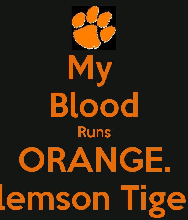 Clemson Tigers Iphone Wallpaper Wallpapersafari