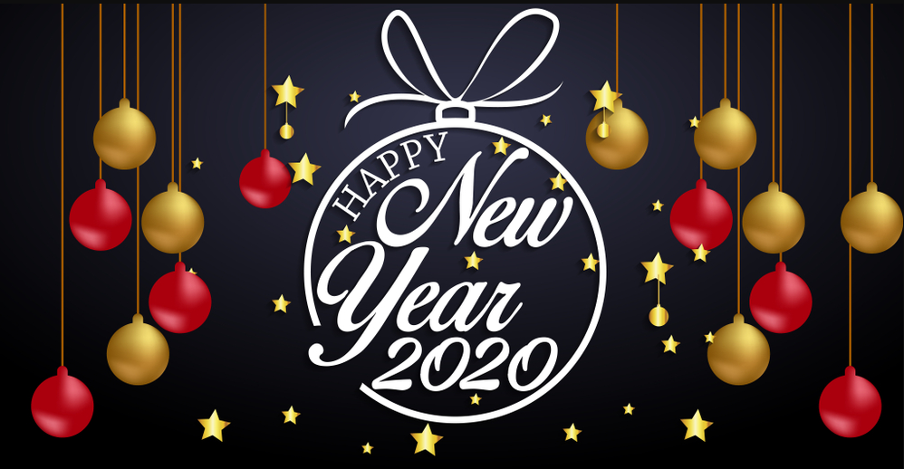 HD 2020 Wallpapers New Year 2020 34697 998x518