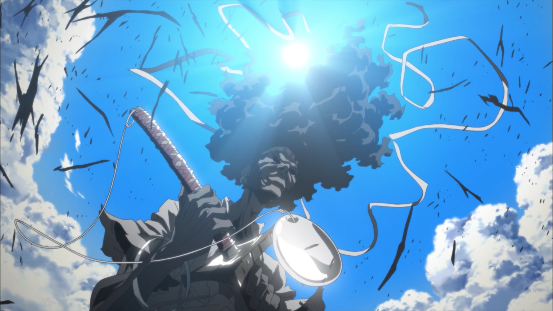 Afro Samurai Resurrection wallpaper 195308 1920x1080