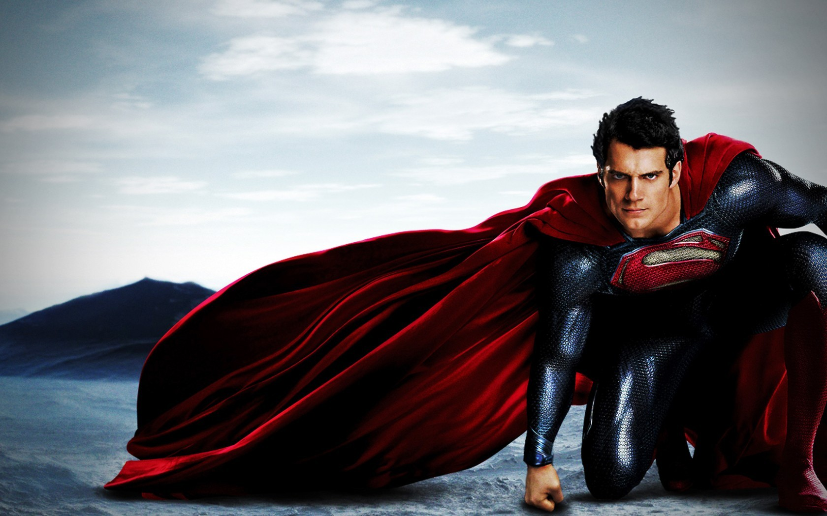 Henry Cavill Superman Man of Steel HD Wallpapers 1680x1050