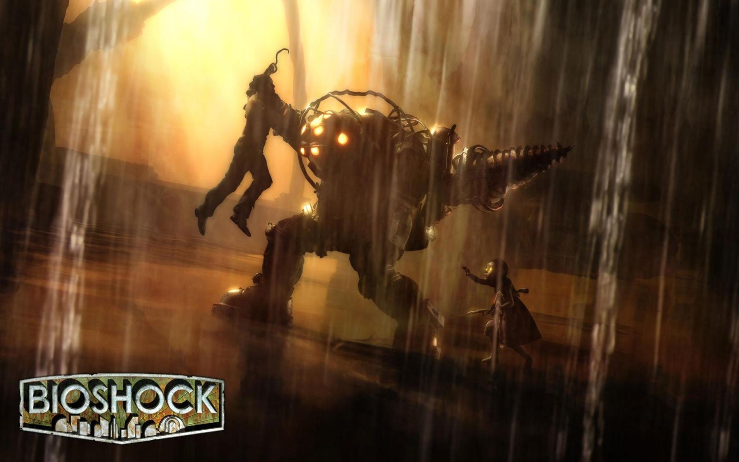86 Bioshock HD Wallpapers Background Images 2560x1600