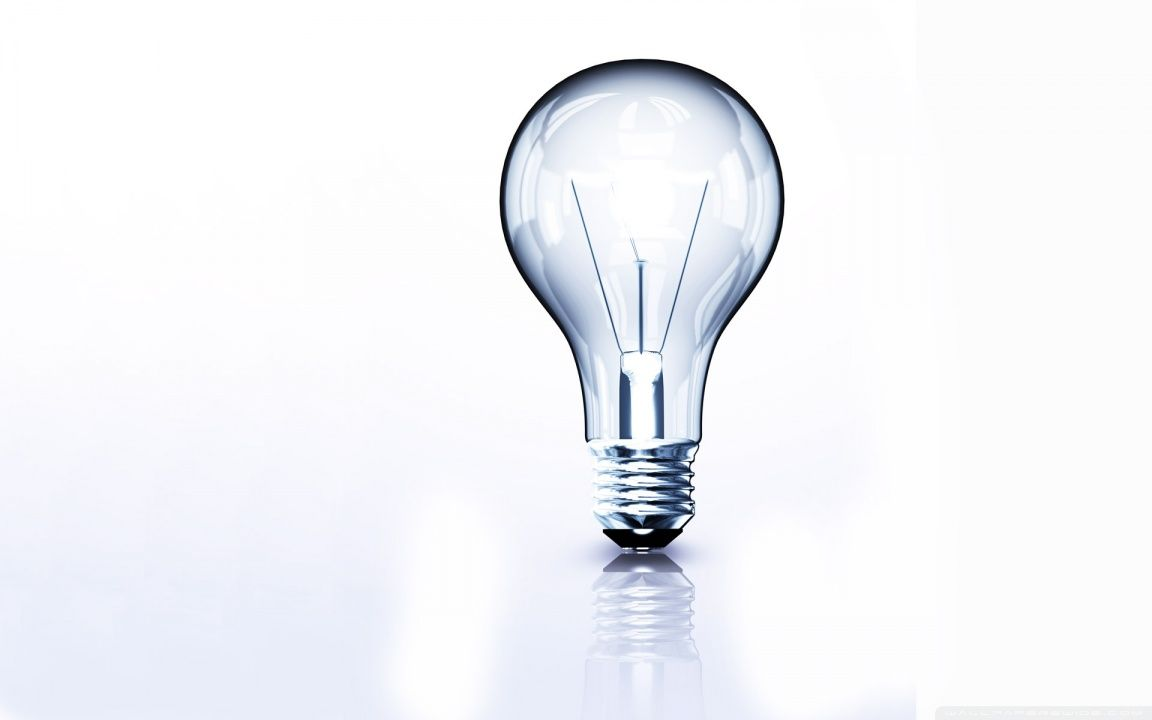 Light Bulb HD desktop wallpaper High Definition Fullscreen 1152x720