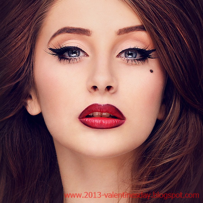 Kiss and Lip HD wallpapers for Valentines day 2013 Quotes Wallpapers 700x700